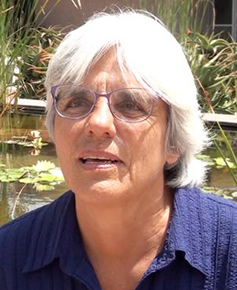 Climate change expert Catherine Gautier