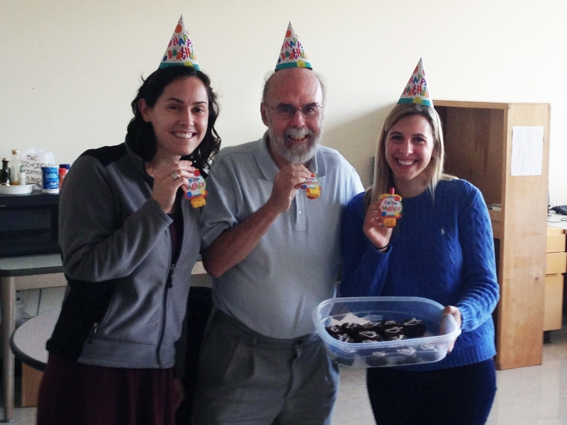 Daphnia birthday party