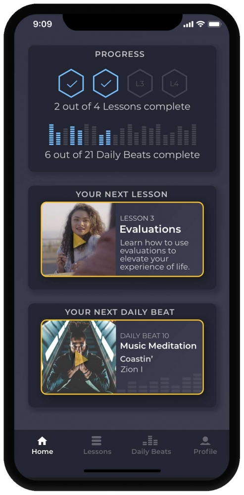 Center for Mindfulness & Human Potential (CMHP) app