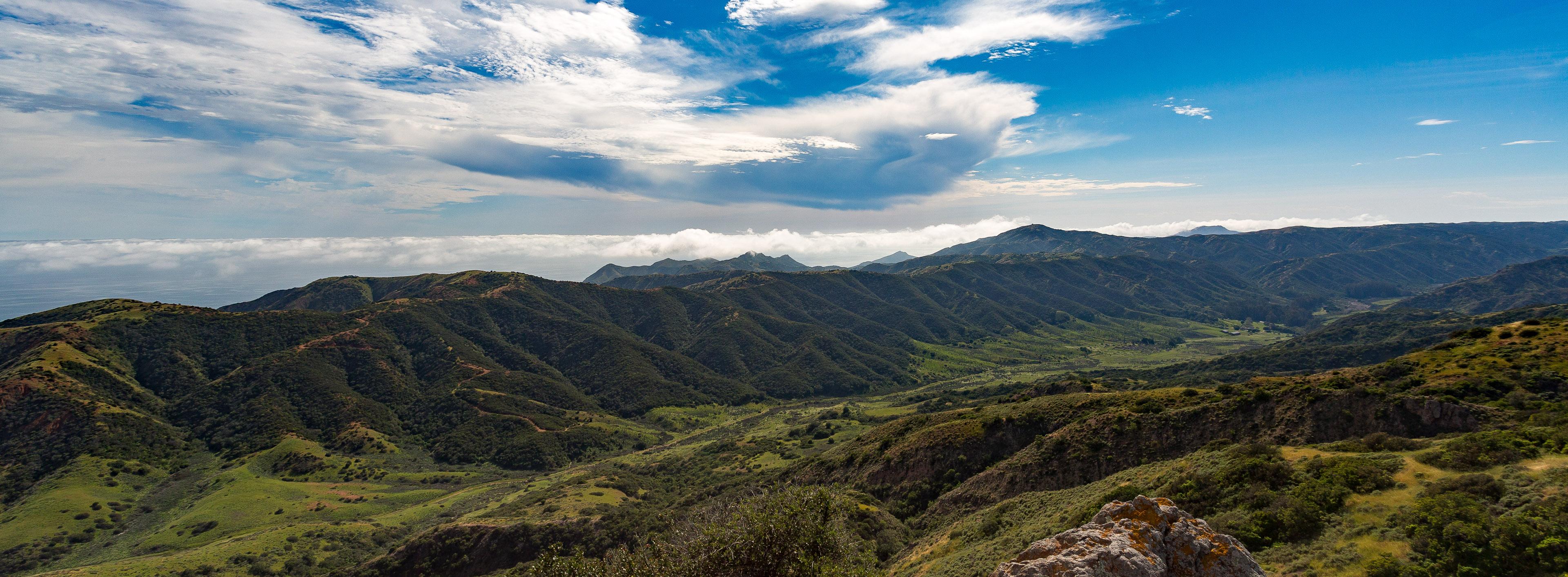 Santa Cruz Island Central Valley
