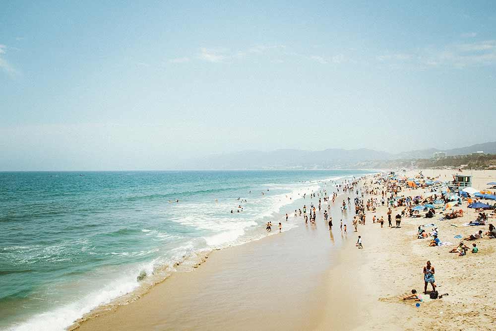 Beach Urbanization