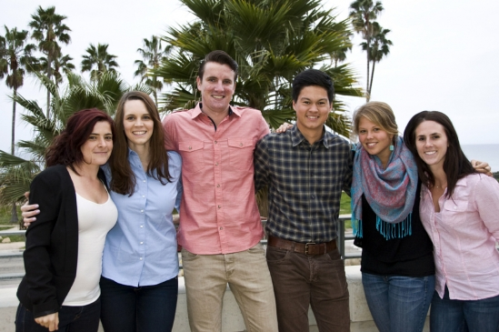 UCSB Bren Water Action Plan team