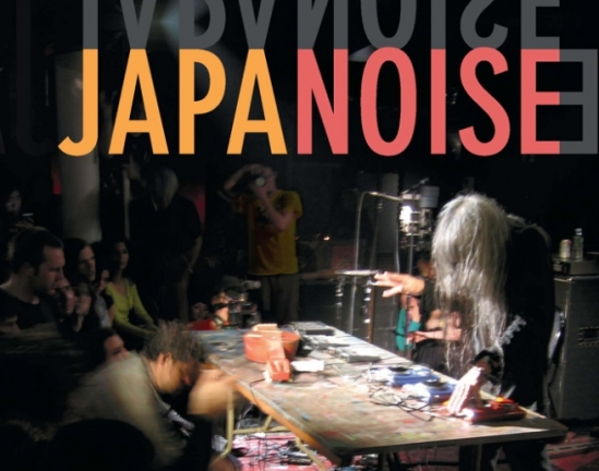 Japanoise book cover image