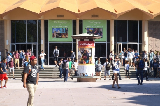 UCSB ranks no. 3 in The New York Times College Access Index