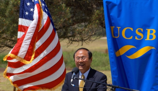 UCSB is listed among the top national universities by Washington Monthly magazine