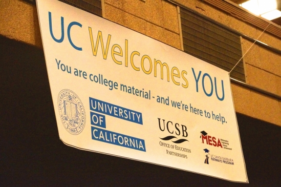 UCSB Early Academic Outreach Program hosts Higher Education Week  in Santa Barbara and Ventura counties