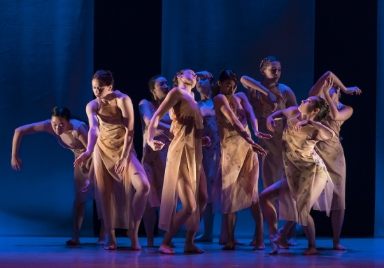 Santa Barbara Dance Theater presents three premieres at its May 4-5 concert