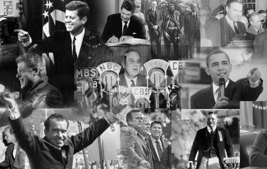 American Presidency Project header