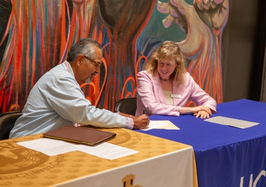 The UC Santa Barbara Library becomes the new repository for La Casa de la Raza's historical archive