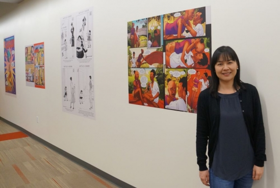 """Chizu Morihara, Art & Architecture, """"In Her Own Image"""""""