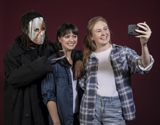 """The theater and dance department presents playwright Lauren Yee's """"slasher comedy"""""""