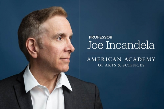 UCSB professor elected to the American Academy of Arts & Sciences