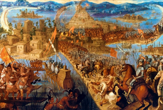 Siege of Tenochtitlán
