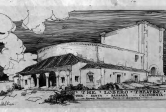 illustration of Lobero Theatre