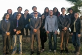 members of the 2014 UCSB Ethics Bowl team