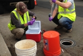Urban Water Environment researchers