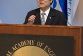 UC Santa Barbara Chancellor Henry T. Yang is honored by the National Academy of Engineering