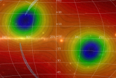 localization of GW170817 on the sky