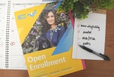 Open Enrollment begins Oct. 25 and continues through Nov. 20