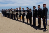 ROTC Surfrider Battalion commissioning ceremony