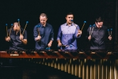 Los Angeles Percussion Quartet, UCSB Summer Music Festival