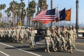 ROTC Surfrider Battalion, Veterans Day