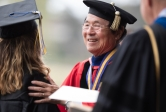 UCSB Chancellor Henry T. Yang Commencement 2018