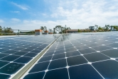 Rooftop solar project at UC Santa Barbara