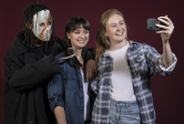 "The theater and dance department presents playwright Lauren Yee's ""slasher comedy"""