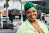 Patrisse Cullors headshot by Giovanni Solis