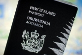 New Zealand, passport, Maori