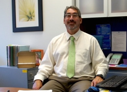 Carl Gutiérrez-Jones is named acting dean of undergraduate education at UCSB