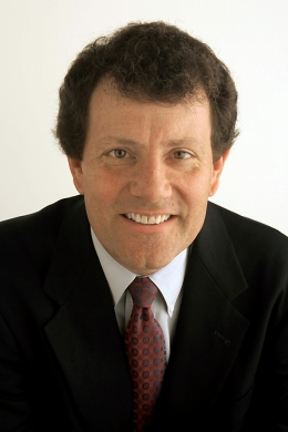 CNS conference features speaker Nicholas Kristof