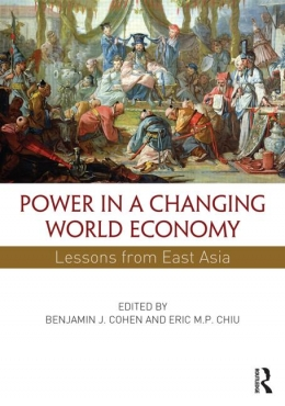 UCSB's Benjamin Cohen examines world economy and state power