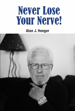Never Lose Your Nerve cover