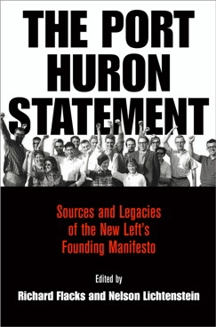 Port Huron Statement book cover