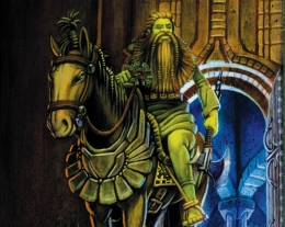 "UCSB English professor and poet John Ridland publishes a new translation of the chivalric romance ""Sir Gawain and the Green Knight"""