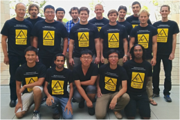 UCSB Chapter named Chapter of the Year by IEEE Photonics Society