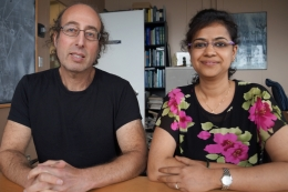 Ken Kosik and Neha Rani