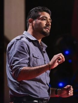 UCSB sociology professor Victor Rios is among four presenters in PBS series  of TED Talks on innovative approaches to education