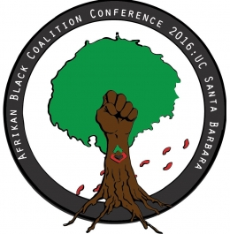Afrikan Black Coalition Conference 2016 logo