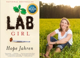 "UCSB Reads 2018 selects ""Lab Girl"""