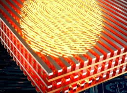 memristor as cybersecurity device