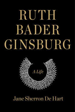 Book jacket for Ruth Bader Ginsburg: A Life