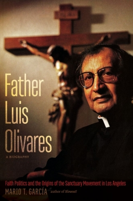 Father Luis Olivares, biography, cover