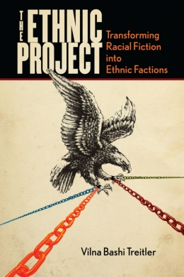 "Book cover, ""The Ethnic Project,"" by Vilna Bashi Treitler"