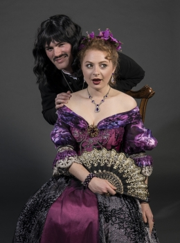 Theater and dance department presents Molière's 17th-century comedy