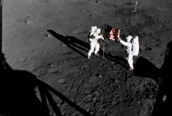 Librarian and vexillologist explains the challenges of placing a flag on the lunar surface