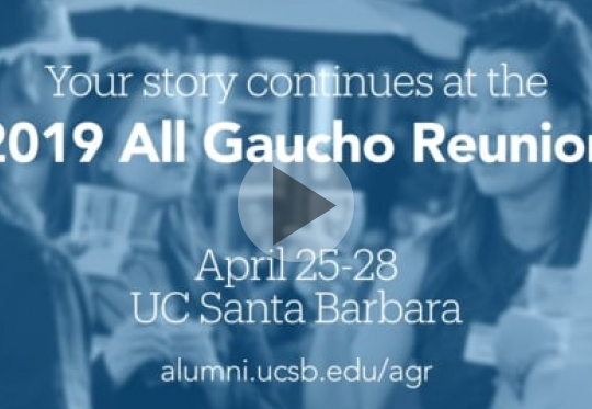 2019 All Gaucho Reunion promo video