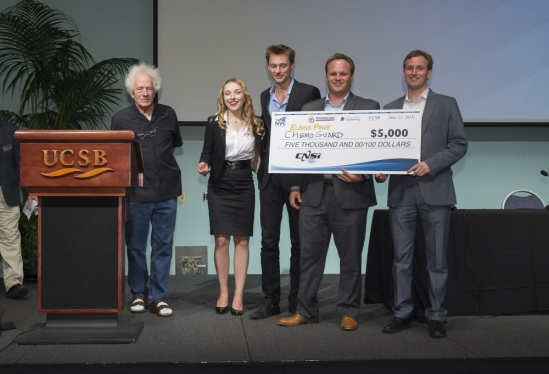ChemoGuard takes the Elings Prize